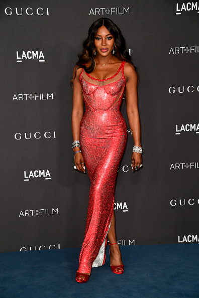 Metallic Dress「2019 LACMA Art + Film Gala Presented By Gucci - Arrivals」:写真・画像(0)[壁紙.com]