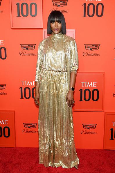 Gold Dress「TIME 100 Gala 2019 - Red Carpet」:写真・画像(0)[壁紙.com]