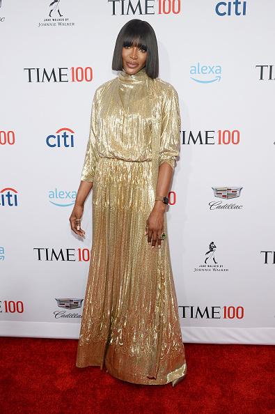 Gold Dress「TIME 100 Gala 2019 - Lobby Arrivals」:写真・画像(13)[壁紙.com]