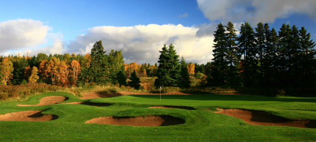 Sand Trap「Golf Green」:スマホ壁紙(5)