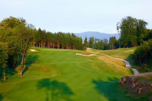 Sand Trap「Golf green」:スマホ壁紙(13)