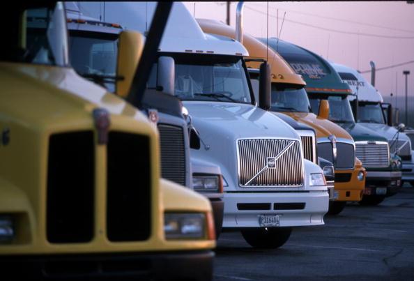 Mode of Transport「Hi-Tech Truckers in Texas」:写真・画像(8)[壁紙.com]