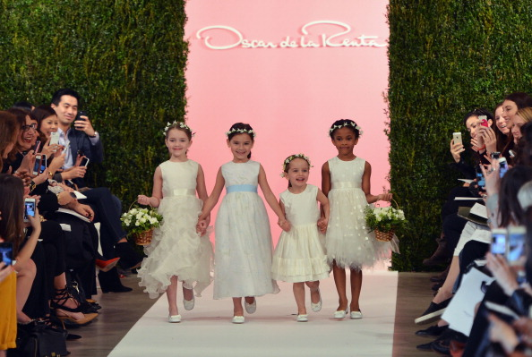 Bride「Spring 2015 Bridal Collection - Oscar De La Renta - Show」:写真・画像(7)[壁紙.com]
