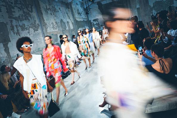 Fashion Show「Colour Alternative View - Milan Fashion Week Spring/Summer 2019」:写真・画像(9)[壁紙.com]