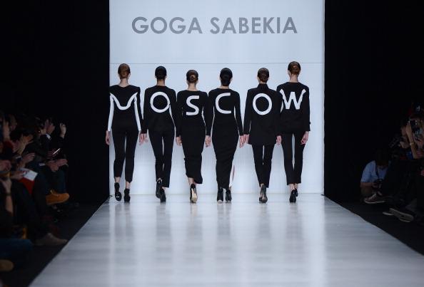 Mercedes-Benz Fashion Week「Goga Sabekia - Runway - MBFWR F/W 2013」:写真・画像(18)[壁紙.com]