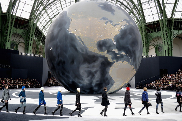 Ready To Wear「Chanel - Runway - PFW F/W 2013」:写真・画像(1)[壁紙.com]