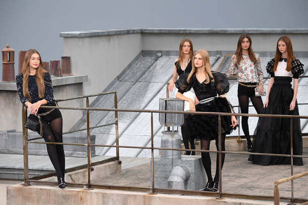 Chanel : Runway - Paris Fashion Week - Womenswear Spring Summer 2020:ニュース(壁紙.com)