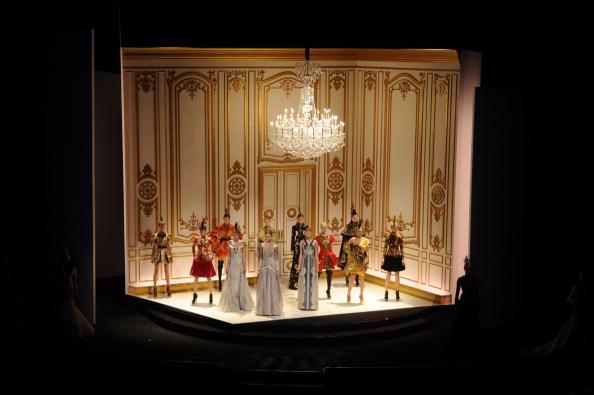 Alexander McQueen - Designer Label「2010 CFDA Fashion Awards - Show」:写真・画像(13)[壁紙.com]