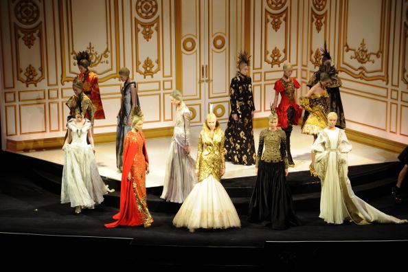 Alexander McQueen - Designer Label「2010 CFDA Fashion Awards - Show」:写真・画像(12)[壁紙.com]