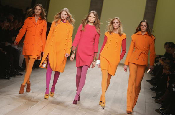 Milan Fashion Week「Milan Fashion Week: Emilio Pucci」:写真・画像(10)[壁紙.com]