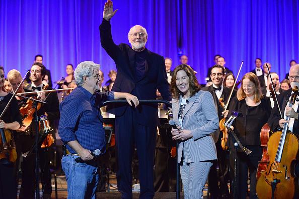 George Lucas「40 Years of Star Wars Panel at the 2017 Star Wars Celebration」:写真・画像(17)[壁紙.com]