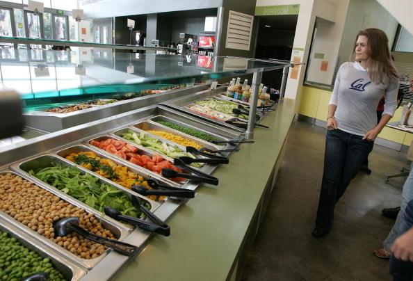 Salad「UC Berkeley Unveils Nation's First Organic Food Service」:写真・画像(0)[壁紙.com]