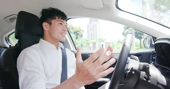 大人「スマート自動運転車コンセプト」:スマホ壁紙(7)