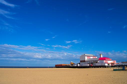 Norfolk - England「Britannia Pier, Great Yarmouth.」:スマホ壁紙(14)