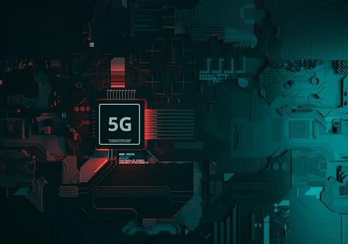 Quantum Computing「5g Chipset」:スマホ壁紙(2)