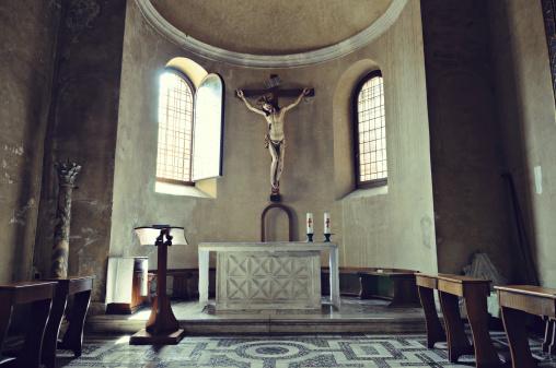 God「Santa Maria Aracoeli in Rome」:スマホ壁紙(12)