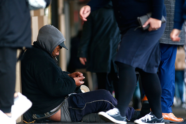 Homelessness「Homelessness And Poverty Key Issues Concerning New Zealanders Ahead Of Federal Election」:写真・画像(4)[壁紙.com]