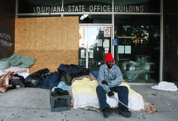 Homelessness「Homeless Population in New Orleans Doubles Following Katrina」:写真・画像(8)[壁紙.com]