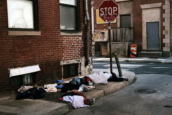 Homelessness「New Data Finds Philadelphia's Poverty Rate Worst Of The Major U.S. Cities」:写真・画像(12)[壁紙.com]