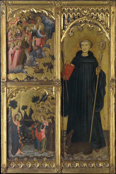 Giles「Saint Giles With Christ Triumphant Over Satan And The Mission Of The Apostles」:写真・画像(13)[壁紙.com]