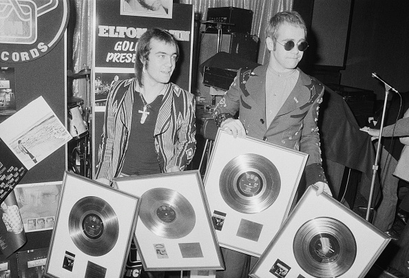 Songwriter「Taupin And Elton John」:写真・画像(8)[壁紙.com]