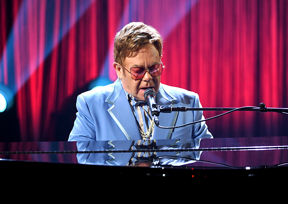 "iHeartRadio「iHeartRadio ICONS With Elton John: Celebrating The Launch Of Elton John's Autobiography, ""ME""」:写真・画像(0)[壁紙.com]"