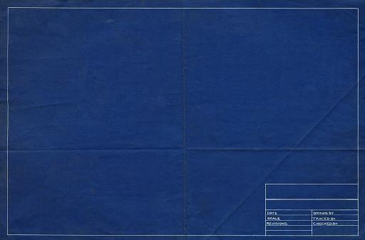 Crumpled「blank schematic」:スマホ壁紙(2)