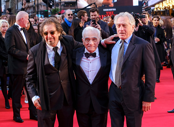 """ロンドン国際映画祭「""""The Irishman"""" International Premiere and Closing Gala - 63rd BFI London Film Festival」:写真・画像(0)[壁紙.com]"""