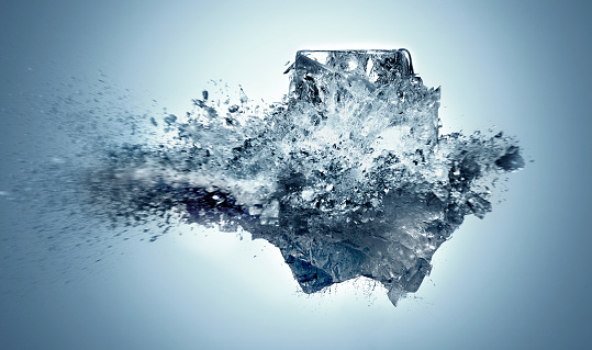 Vitality「Exploding Ice」:スマホ壁紙(8)