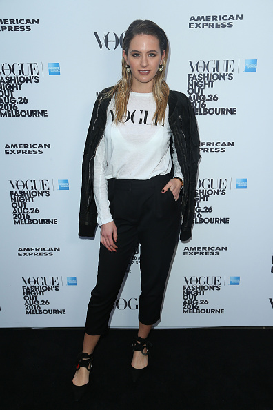 Graphic Print「Vogue American Express Fashion's Night Out - Melbourne」:写真・画像(17)[壁紙.com]