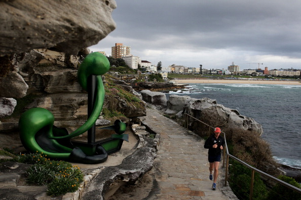 """Lisa Maree Williams「""""Sculpture By The Sea"""" Art Exhibition Launches In Sydney」:写真・画像(6)[壁紙.com]"""