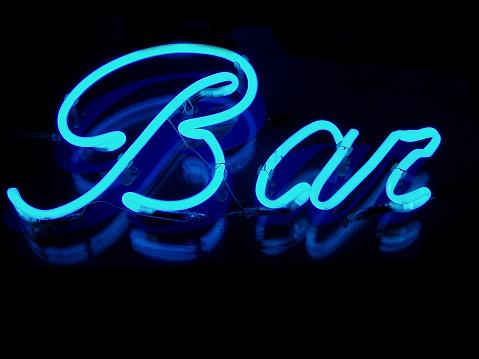 Billboard「Bar neon sign」:スマホ壁紙(9)