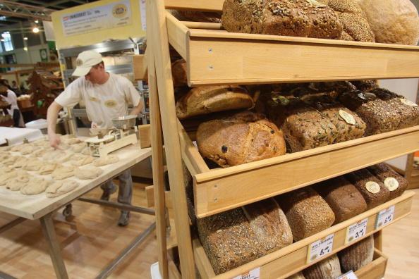 Bread「Gruene Woche Agriculture Trade Fair」:写真・画像(3)[壁紙.com]