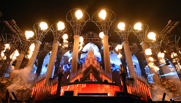 EDC「18th Annual Electric Daisy Carnival - Day 3」:写真・画像(9)[壁紙.com]