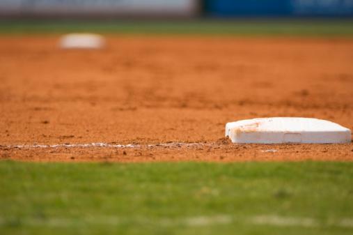 Sports League「Baseball Field at a Major League Baseball Game」:スマホ壁紙(10)