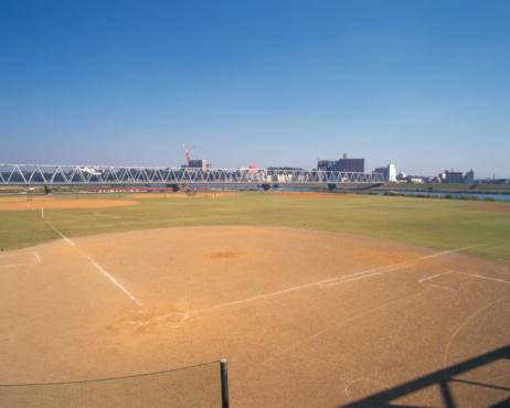 Tokyo - Japan「Baseball field, Tokyo Prefecture, Honshu, Japan」:スマホ壁紙(6)