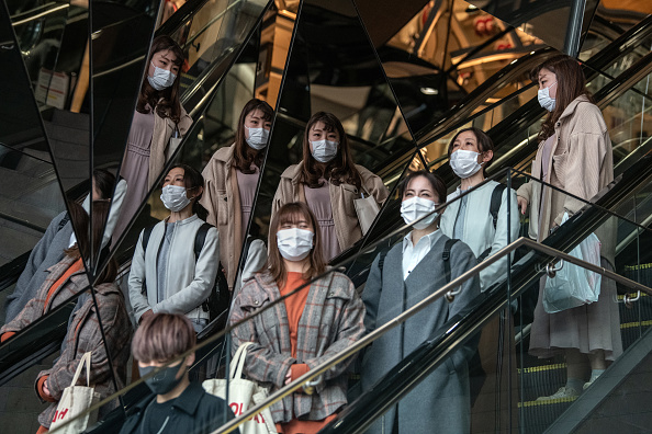 Tokyo - Japan「Covid-19 Continues To Spread In Japan」:写真・画像(1)[壁紙.com]