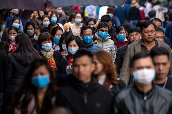 人物「China's Wuhan Coronavirus Spreads To Vietnam」:写真・画像(3)[壁紙.com]