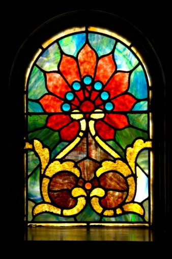 God「Antique Stained Glass in Sanctuary」:スマホ壁紙(15)