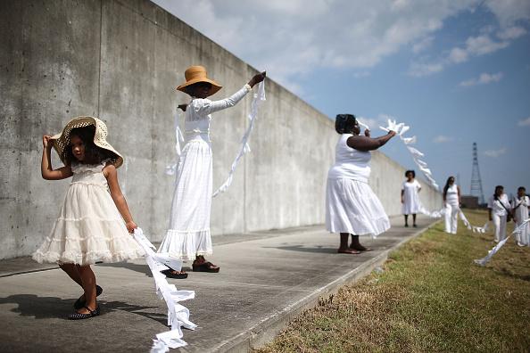 Anniversary「New Orleans Marks 10th Anniversary Of Hurricane Katrina」:写真・画像(16)[壁紙.com]