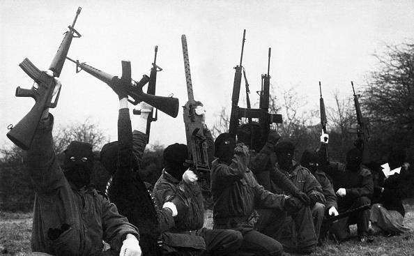 Gunman「IRA Gunman」:写真・画像(5)[壁紙.com]