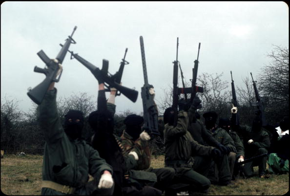 Gunman「IRA Gunmen」:写真・画像(0)[壁紙.com]