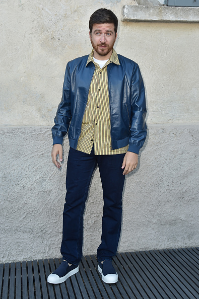 Jacket「Private View Of 'TV 70: Francesco Vezzoli Guarda La Rai' At Fondazione Prada」:写真・画像(13)[壁紙.com]