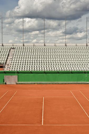 Stadium「Tennis Court」:スマホ壁紙(9)