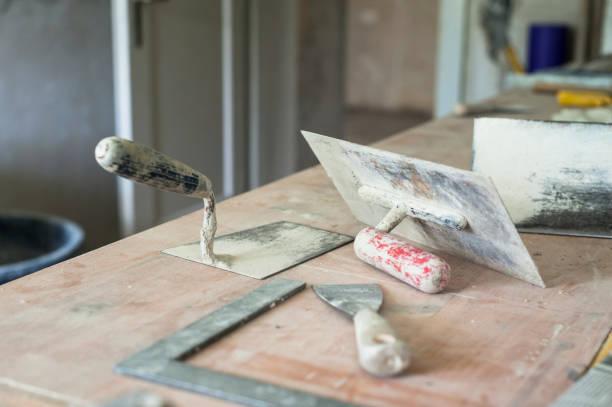Plasterer's tools:スマホ壁紙(壁紙.com)