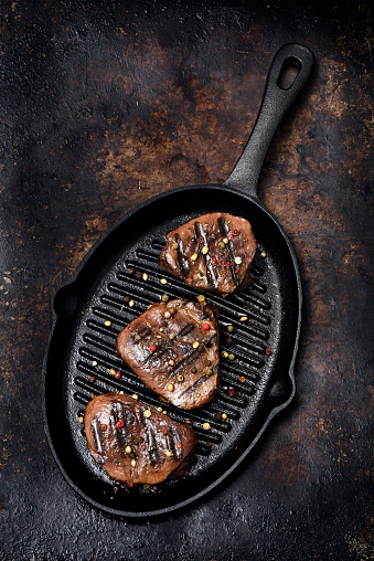 Barbecue Beef「Grilled beef medallions」:スマホ壁紙(8)