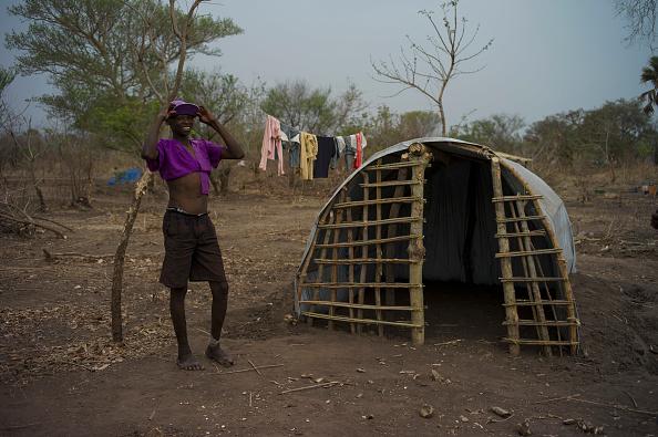 Number 100「South Sudanese Refugees Continue To Cross Into Uganda」:写真・画像(19)[壁紙.com]