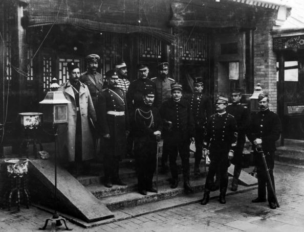 1900-1909「Boxer Allies」:写真・画像(2)[壁紙.com]
