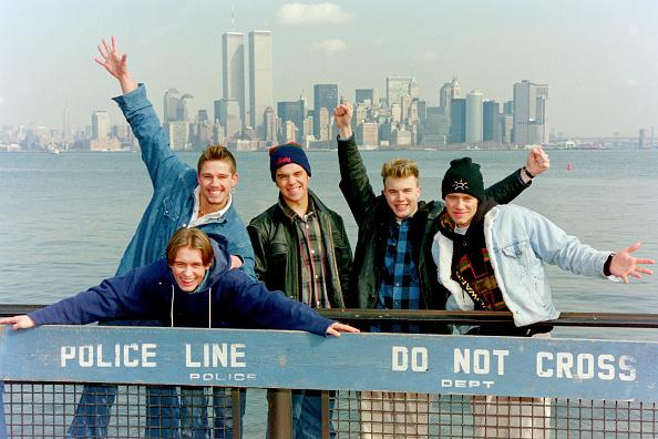 Dave Hogan「Take That in New York 1995」:写真・画像(7)[壁紙.com]