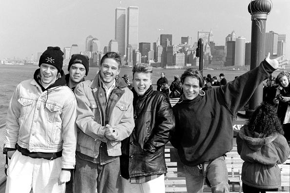 Three Quarter Length「Take That in New York 1995」:写真・画像(14)[壁紙.com]